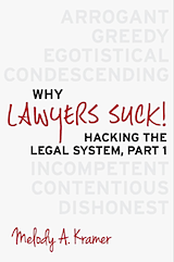 Why Lawyers Suck by Melody Kramer
