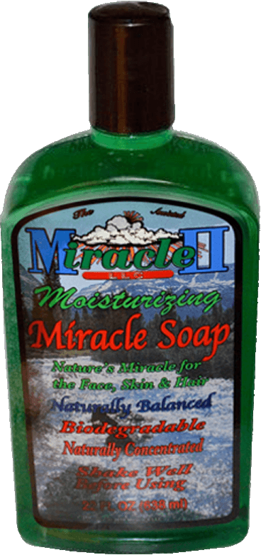 Miracle 2 Original soap